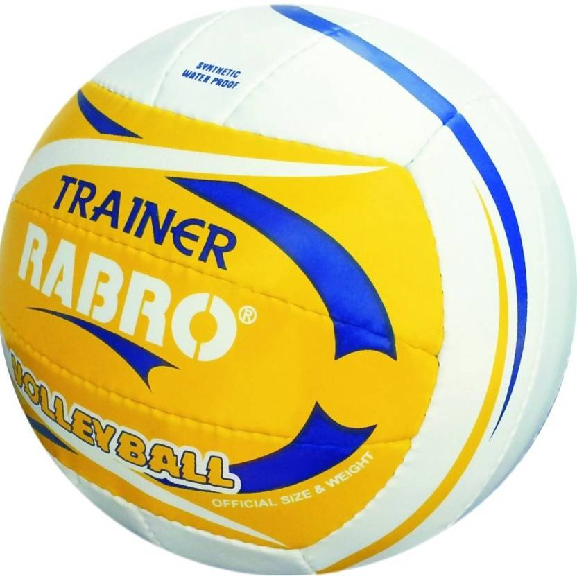 Rabro Trainer Volleyball -   Size: 5,  Diameter: 23 cm
