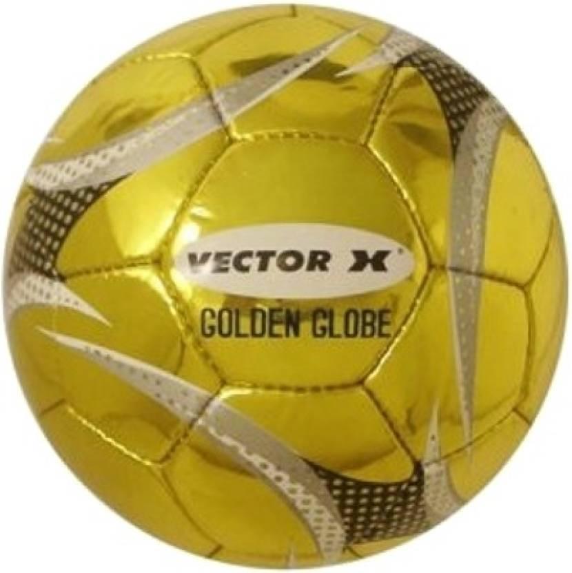 Vector X Golden Globe Football