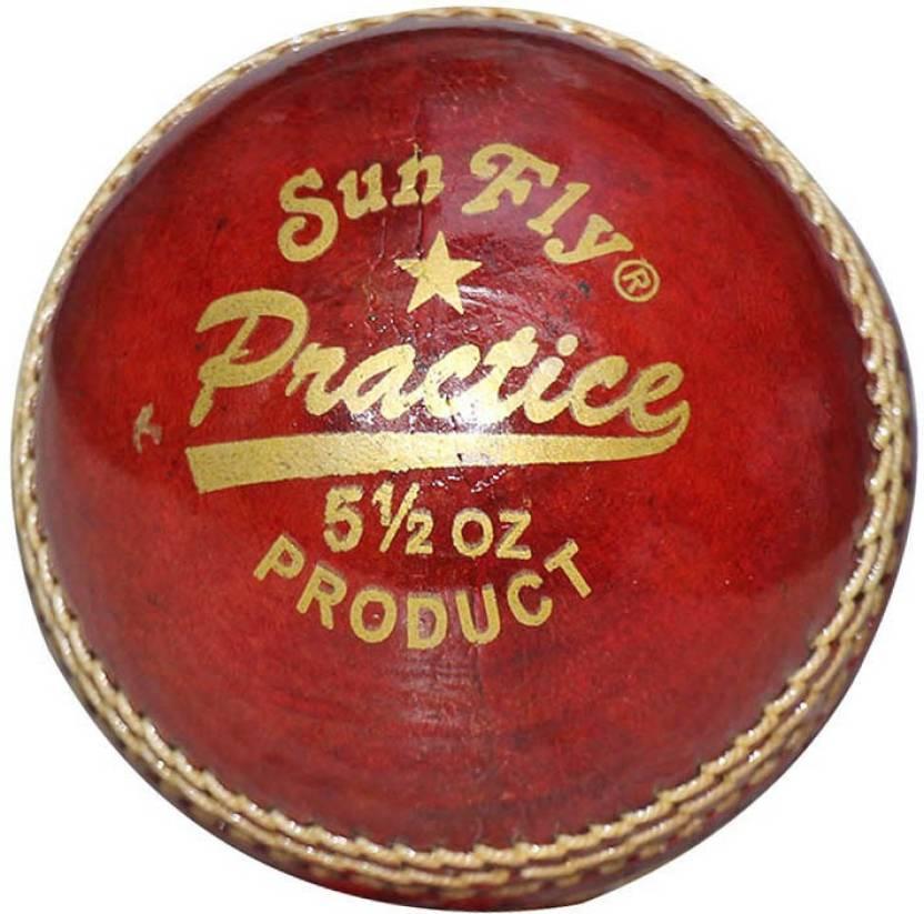 Sun Fly Ball Cricket Ball -   Size: 3