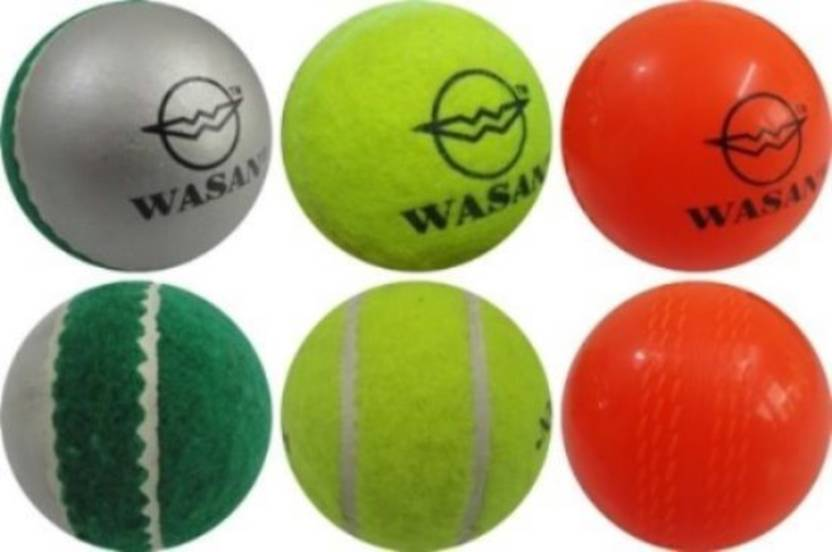 Wasan All Rounder Cricket Ball -   Size: Standard
