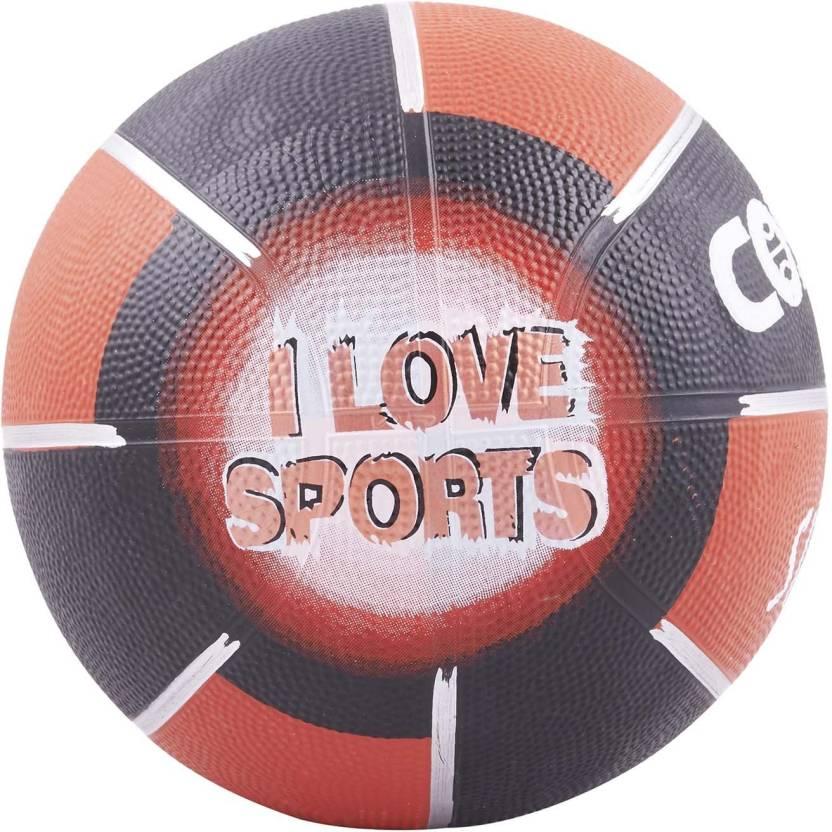 Cosco Niceshoot Basketball -   Size: 3