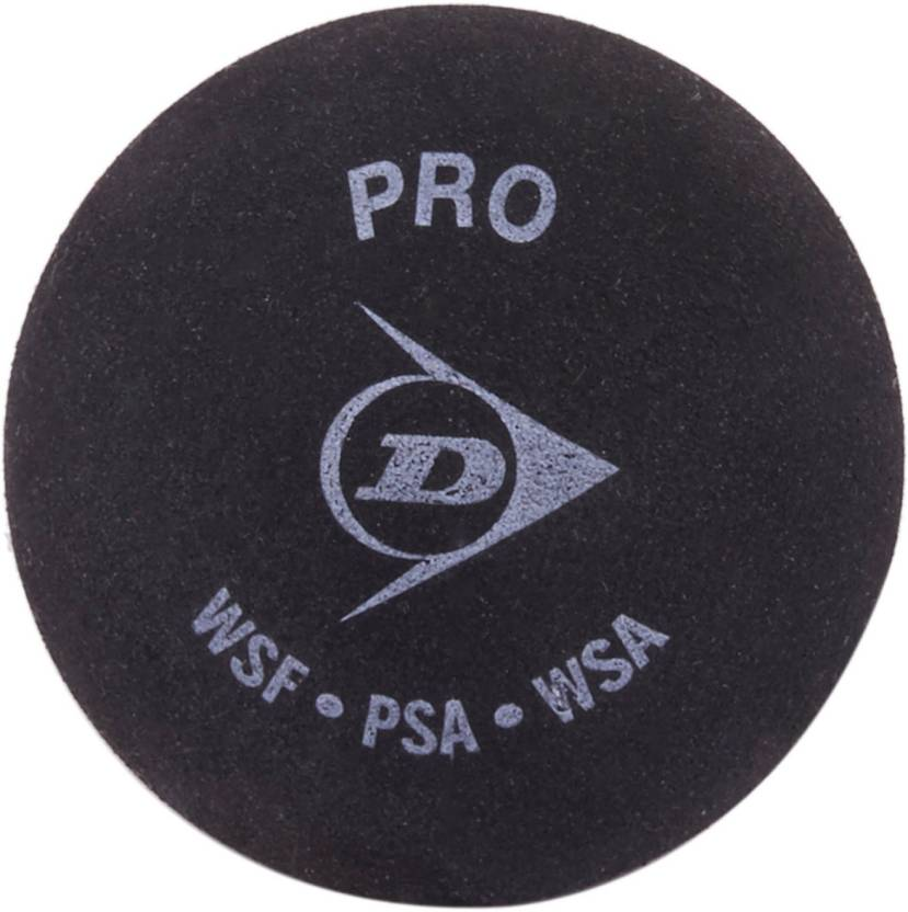 Dunlop Double Dot Squash Ball -   Size: 2
