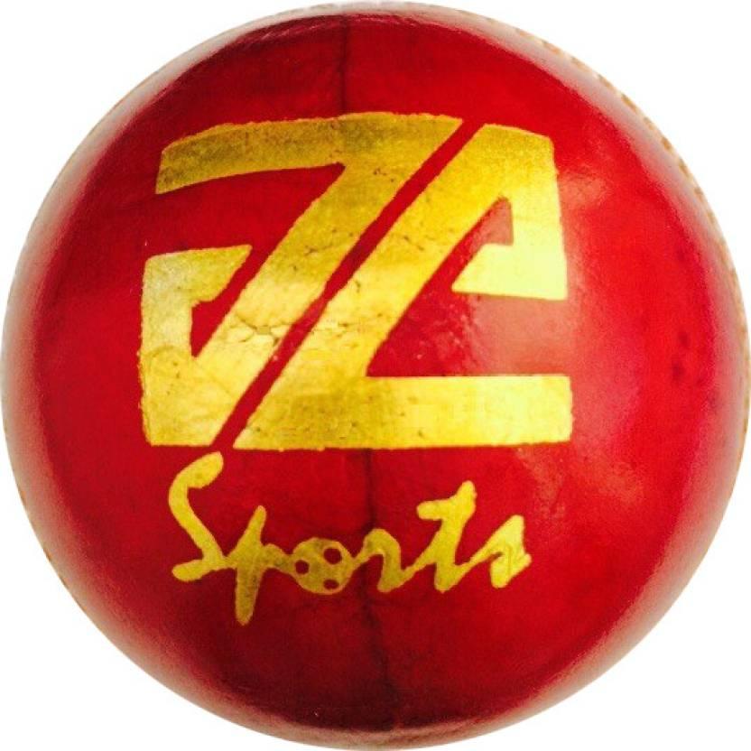 JE Sports Test Cricket Ball -   Size: Standard