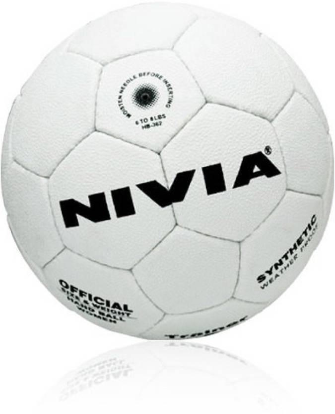Nivia Trainer Synthetic - Men Football -   Size: 5,  Diameter: 2.5 cm