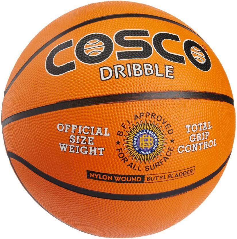 Cosco DRIBBLE Basketball -   Size: 6