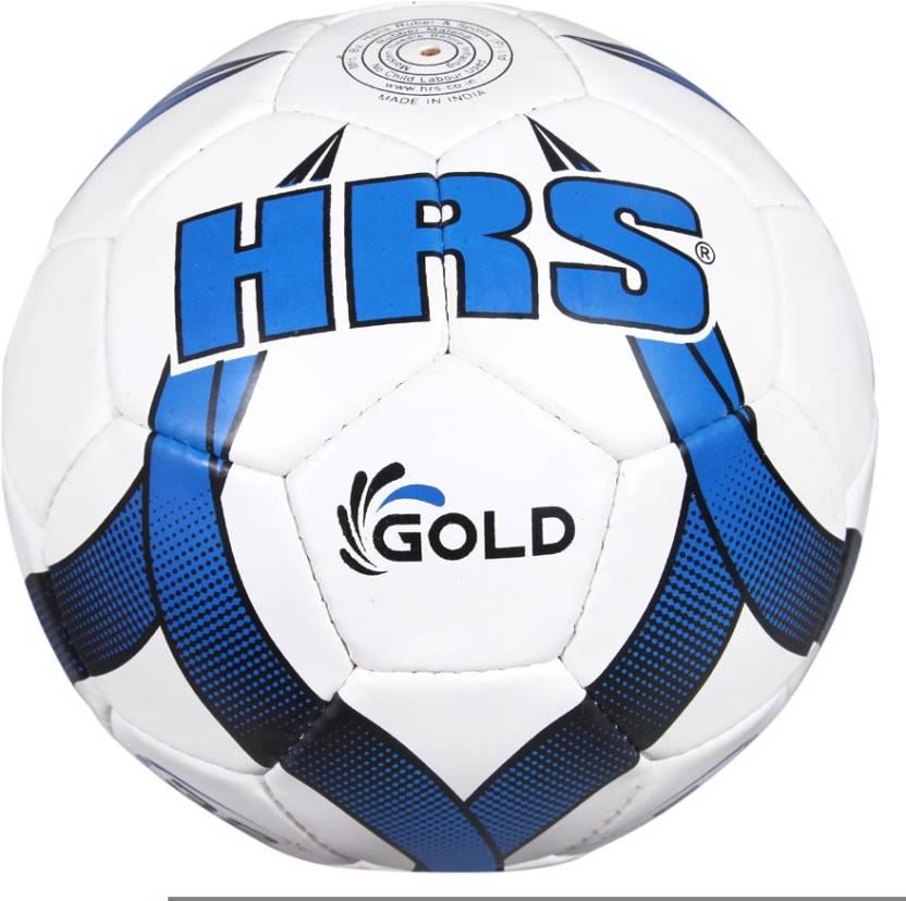 HRS Gold Tango Football -   Size: 5
