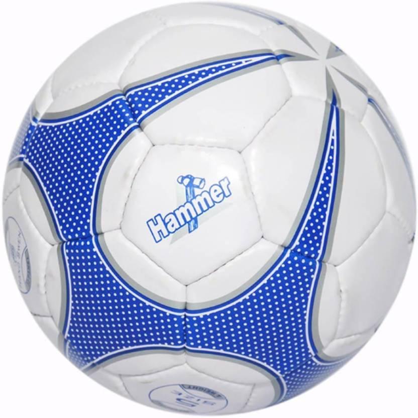 Bullwin Hammer Football -   Size: 5,  Diameter: 22 cm