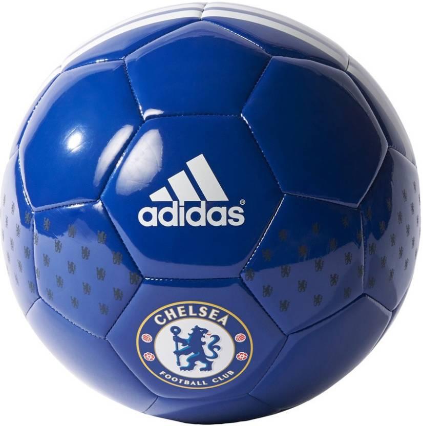 ADIDAS CHELSEA FC Football - Size  5 - Buy ADIDAS CHELSEA FC ... 7a096c05e36