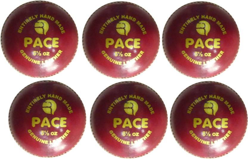 Rmax Pace Pack Cricket Ball -   Size: M