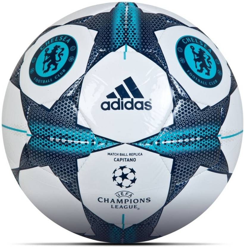 Adidas Finale 15 CFC Champions League Football -   Size: 5
