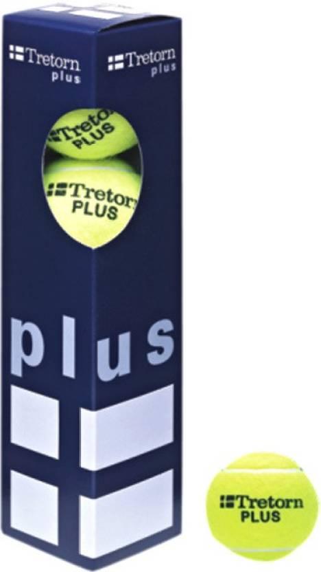 Tretorn Plus Tennis Ball -   Size: 1,  Diameter: 6.8 cm