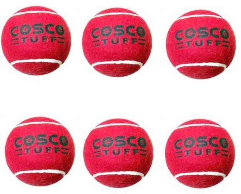 Cosco Tuff Cricket Ball -   Size: 5