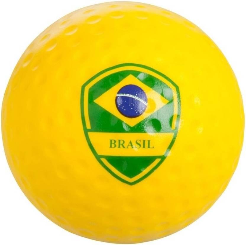 Inesis Brazil Nation Golf Ball -   Size: Standard
