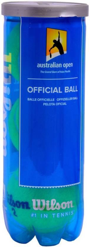 Wilson Australian Open Tennis Ball -   Size: 4