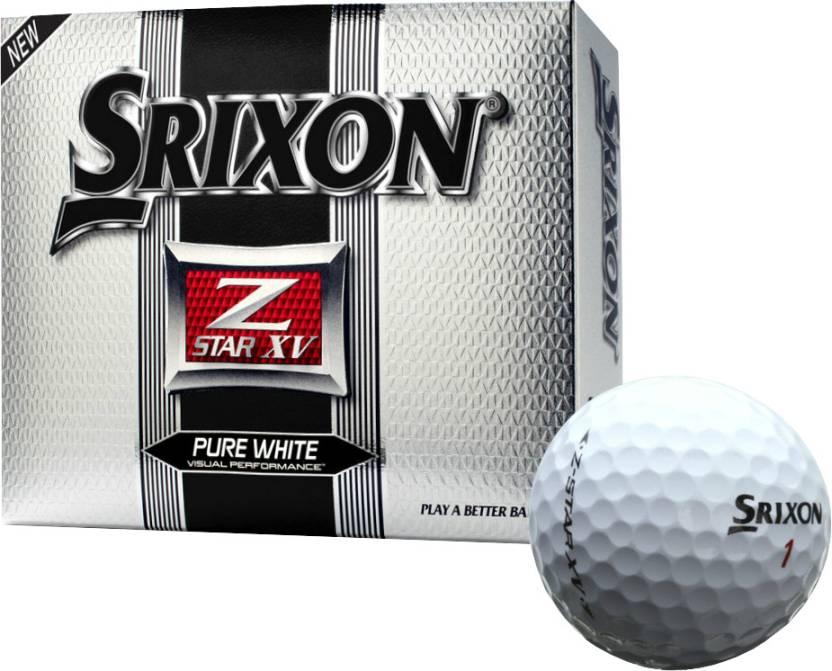 Srixon Z Star XV Golf Ball -   Diameter: 4.01 cm