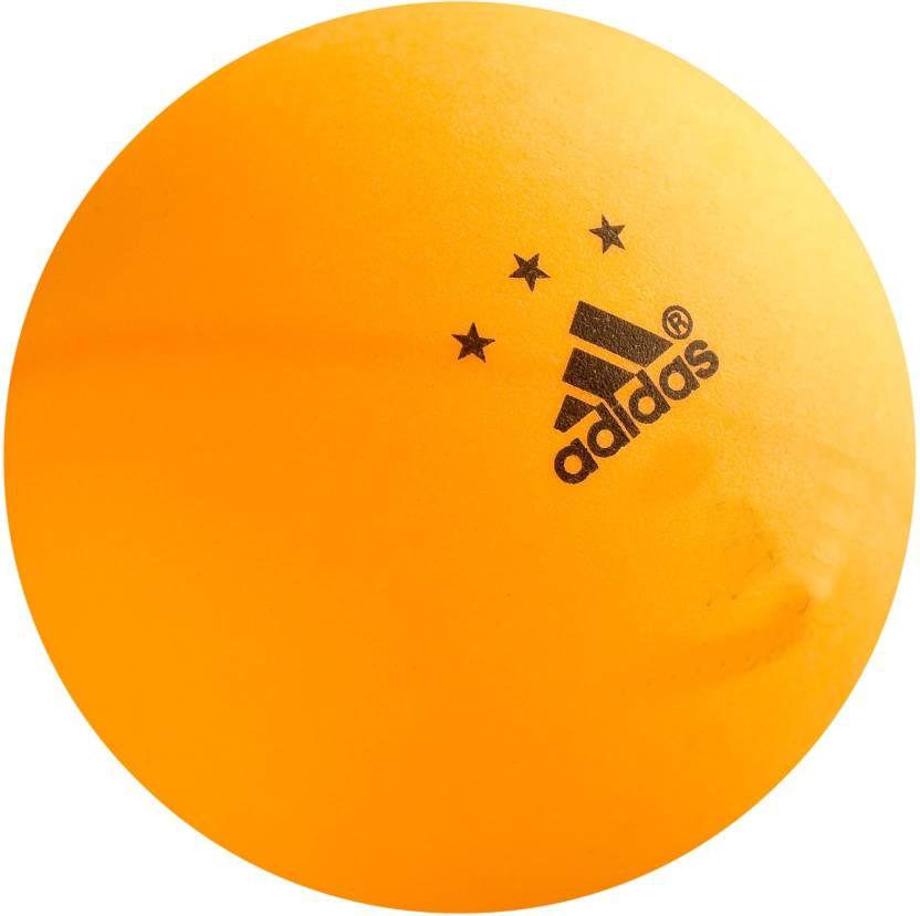 Adidas Table Tennis Ball -   Size: 40mm,  Diameter: 4 cm