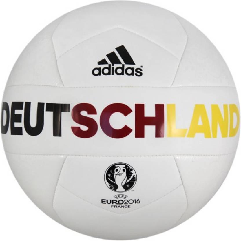 Adidas Germany Euro 16 Football -   Size: 5