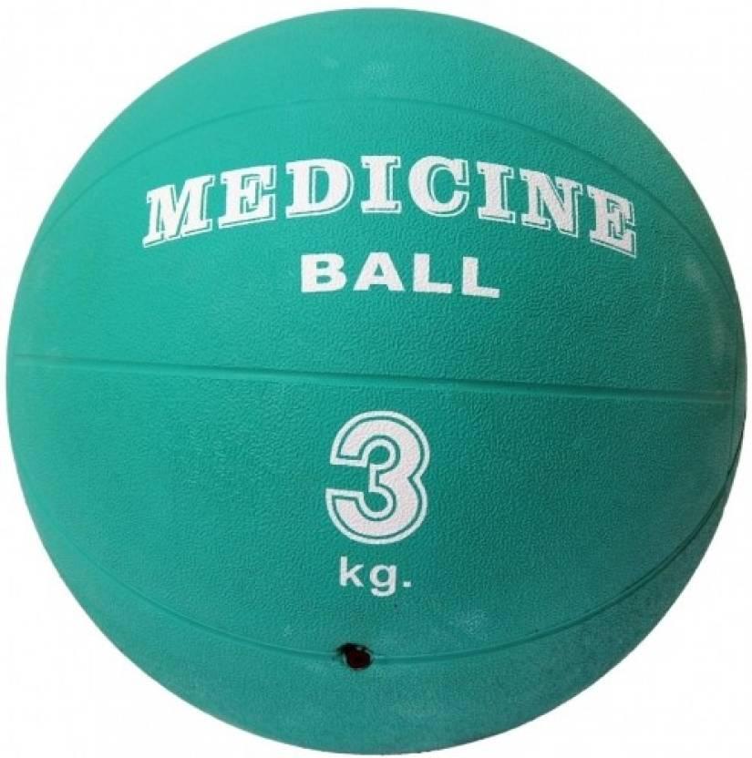 Physique 3 kg Medicine Ball -   Size: 3,  Diameter: 36 cm