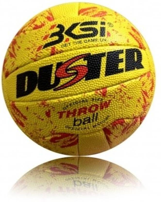 Duster Grained Throw Ball -   Size: 5