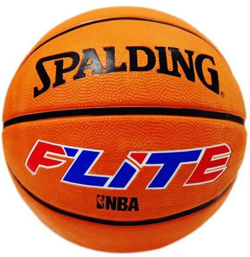 SPALDING FLITRBTICKS_ORG Basketball -   Size: 7
