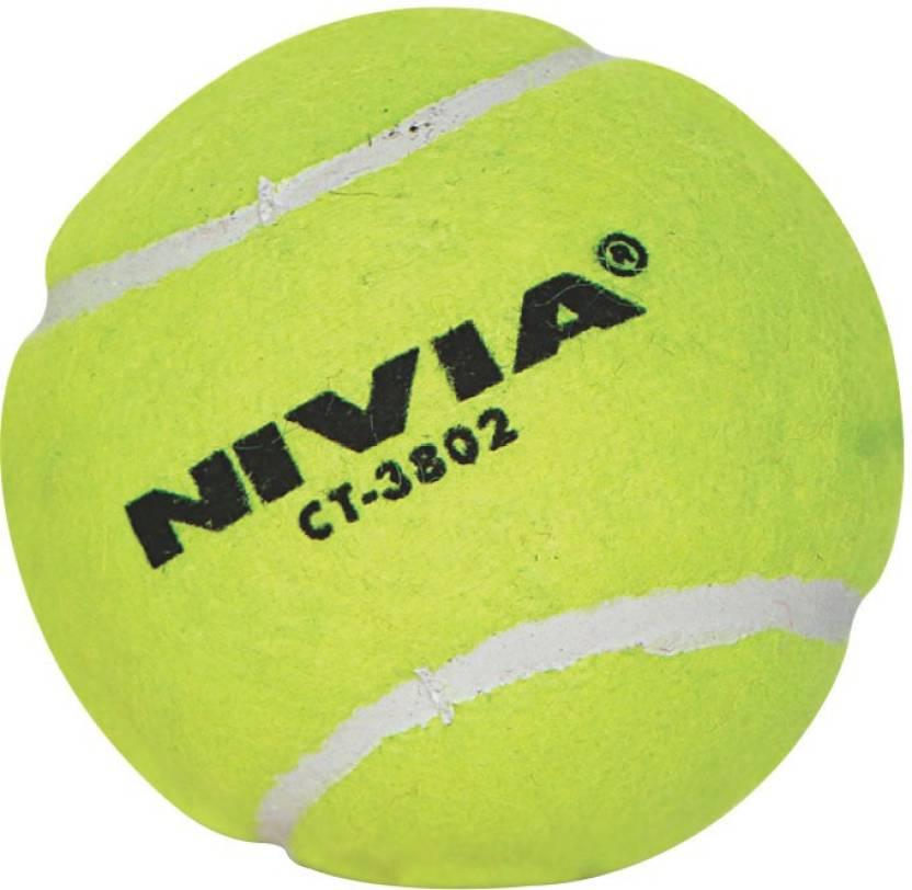 ee5998bde68 Nivia Light Tennis Ball Cricket Tennis Ball - Buy Nivia Light Tennis ...