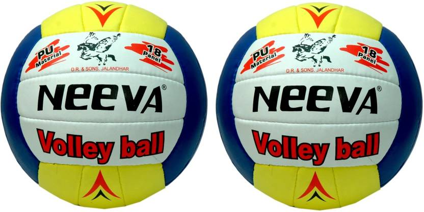 Neeva BumpSetSpike Volleyball -   Size: 5,  Diameter: 21 cm