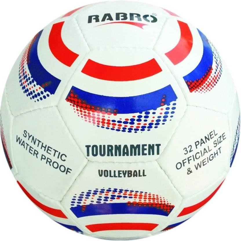 Rabro Tournament2 Volleyball -   Size: 5,  Diameter: 23 cm