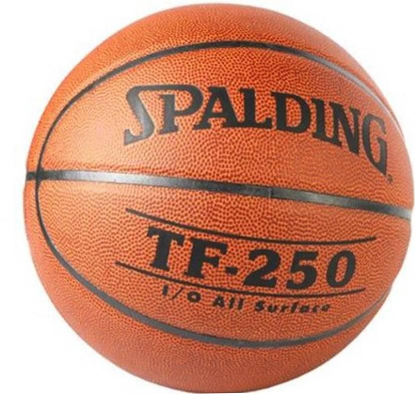 SPALDING TF-250 Basketball -   Size: 6