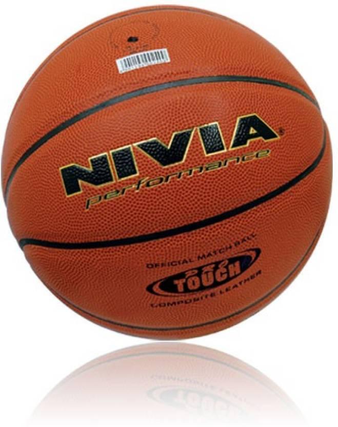 Nivia BB-240 Pro Touch Basketball -   Size: 6