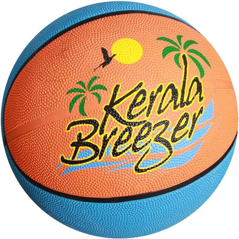 Nivia Kerala Breezer Basketball -   Size: 3,  Diameter: 18.5 cm