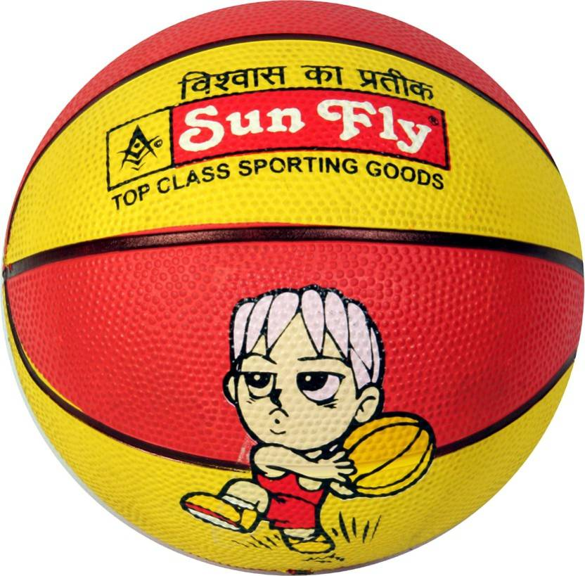 Sunfly Special Basketball -   Size: 3,  Diameter: 18.5 cm