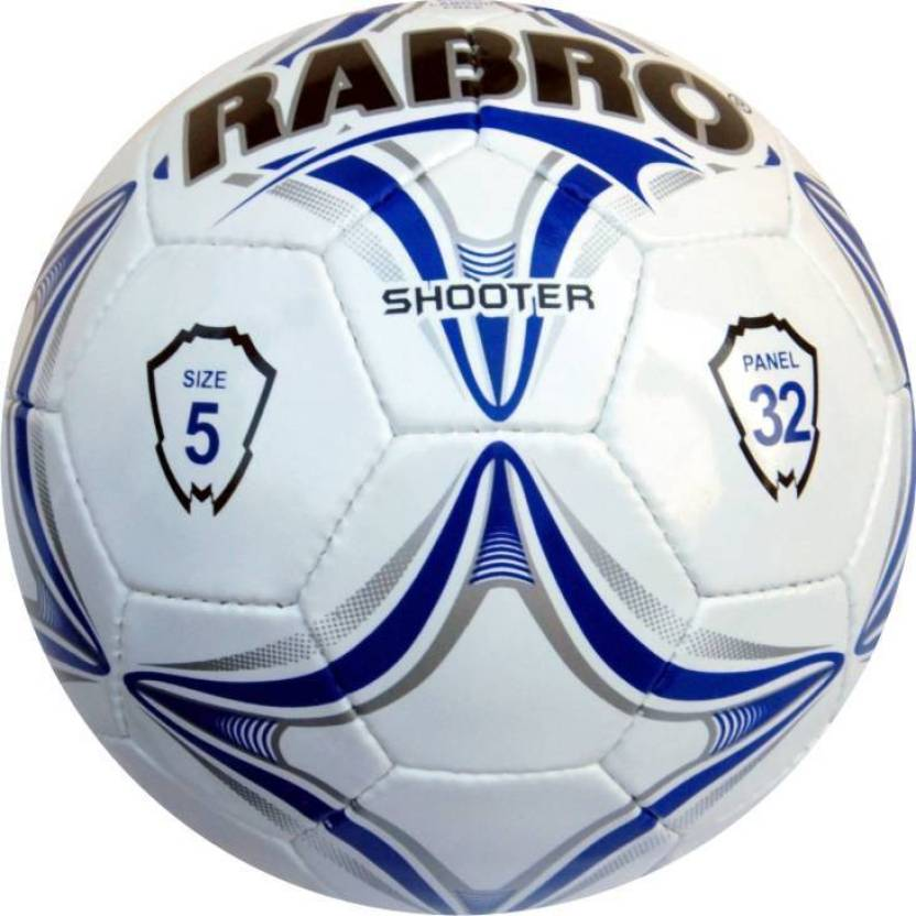 Rabro Shooter Football -   Size: 5,  Diameter: 22 cm