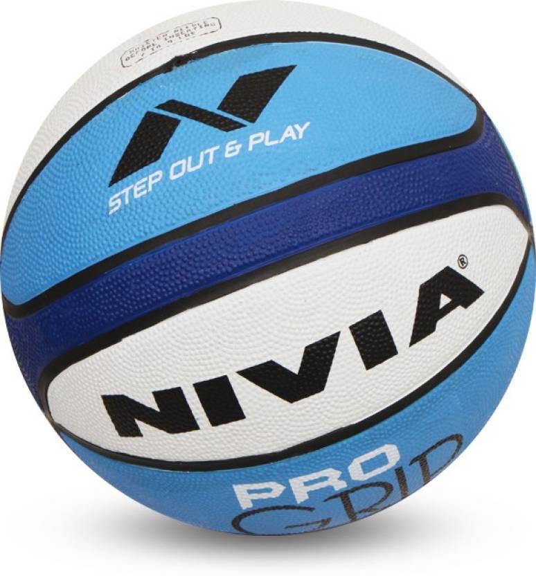 Nivia Basketball Pro Grip Basketball -   Size: 7