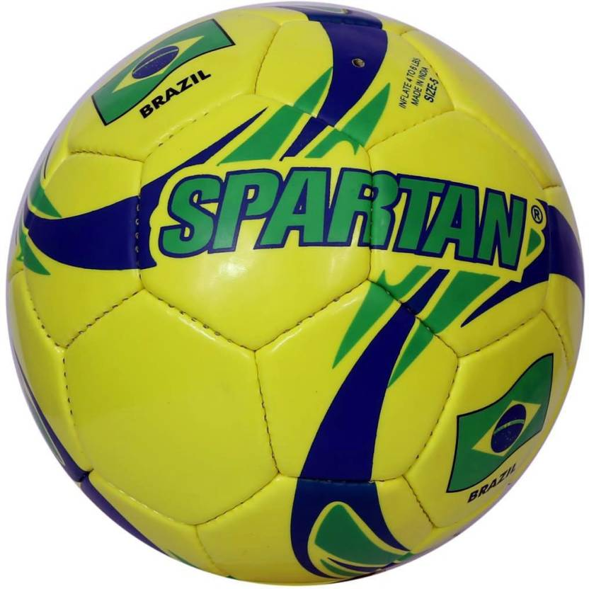 Spartan Country Football -   Size: 5,  Diameter: 2.5 cm