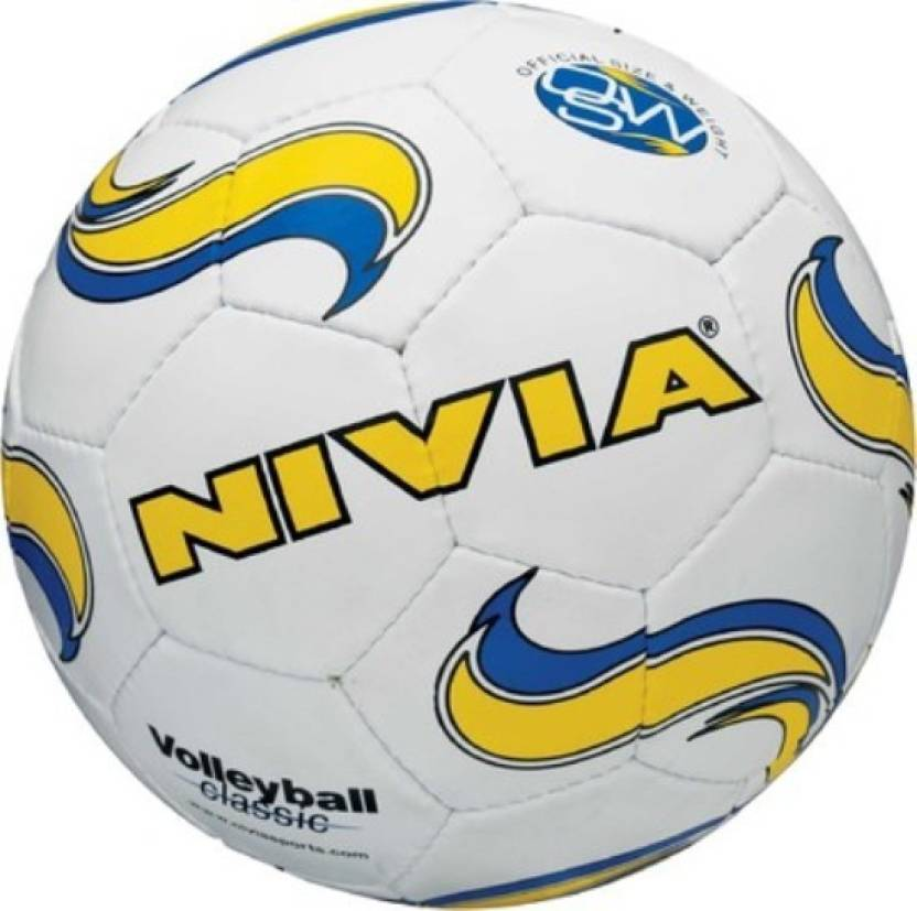 Nivia Classic Volleyball -   Size: 4