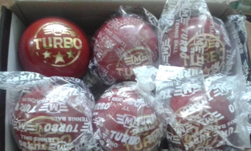 TURBO 03 Cricket Ball -   Size: 5,  Diameter: 2.5 cm