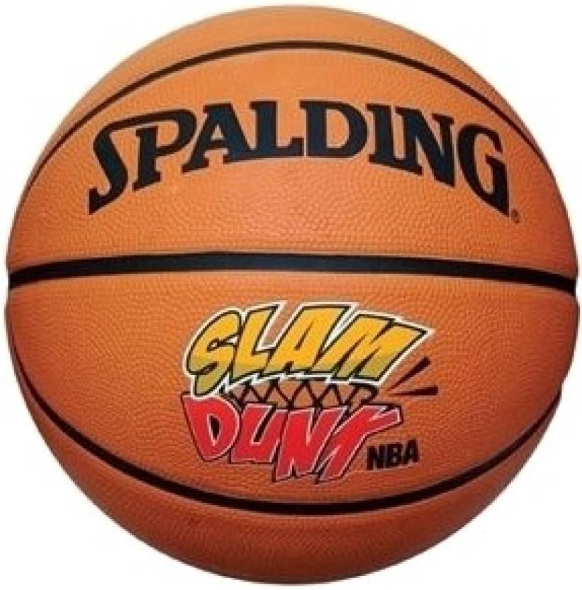 Spalding 73-552Z NBA All Surface Slam Dunk Basketball -   Size: 7