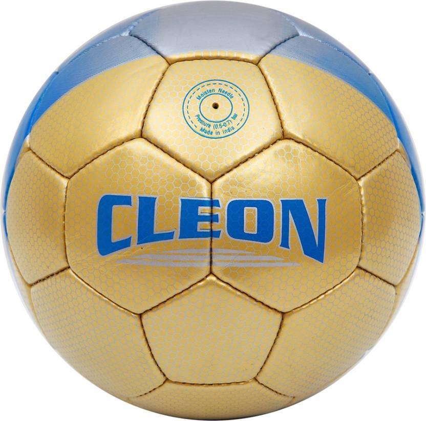 Vicky Cleon Football -   Size: 5,  Diameter: 22 cm