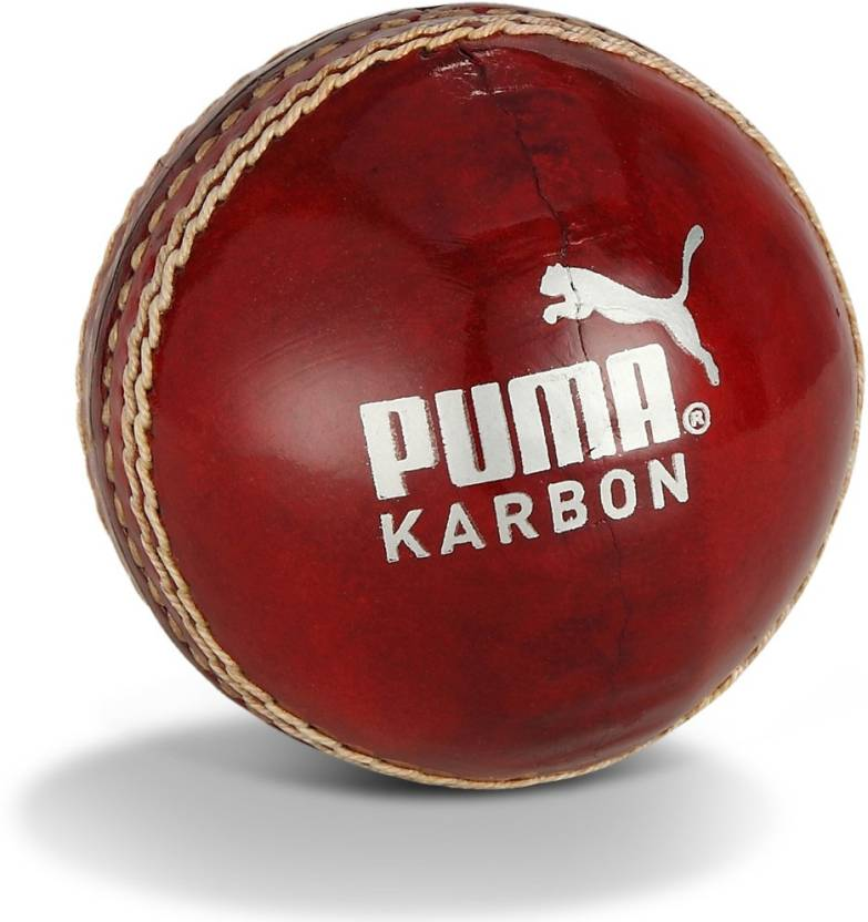 Puma Karbon Leather Cricket Ball -   Size: 5.5
