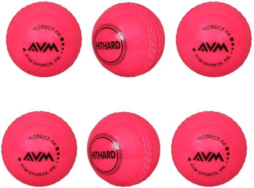 AVM Windball-10 Cricket Ball -   Size: Standard