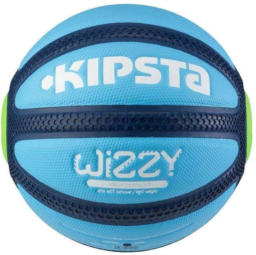 Kipsta T5 Easy Outdoor Basketball -   Size: 5,  Diameter: 21.59 cm