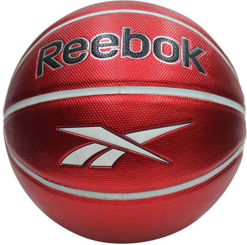 Reebok Metallic Basketball -   Size: 7,  Diameter: 30 cm