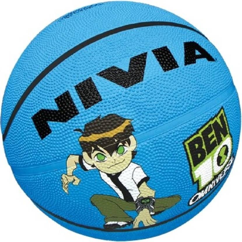 Nivia BEN10 Omniverse Basketball -   Size: 1
