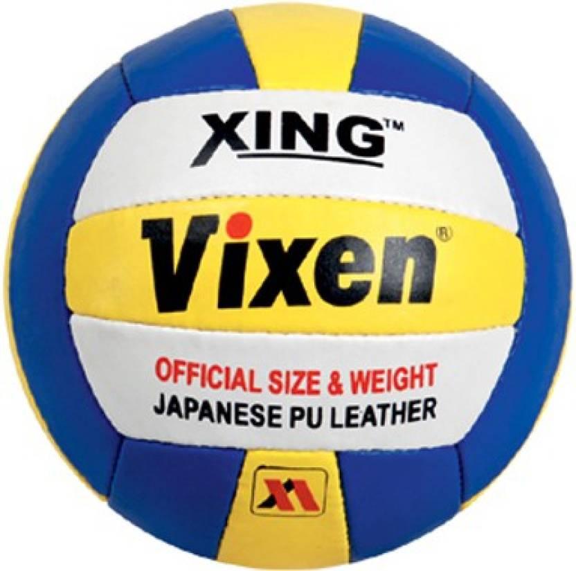Vixen Xing Volleyball -   Size: 5,  Diameter: 63 cm