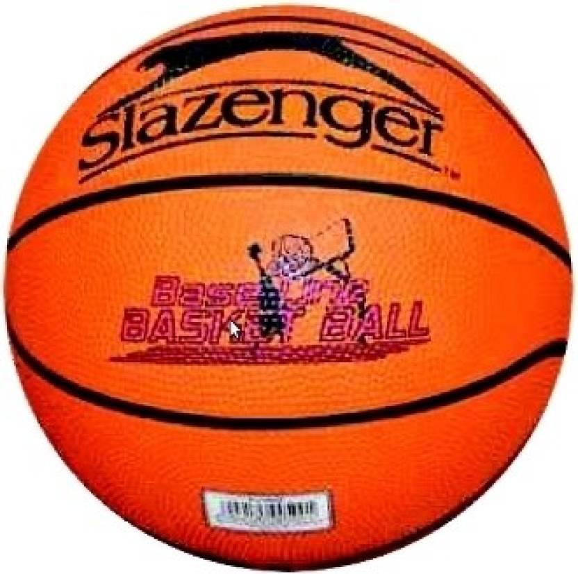 Slazenger V-450 Baseline Basketball -   Size: 5