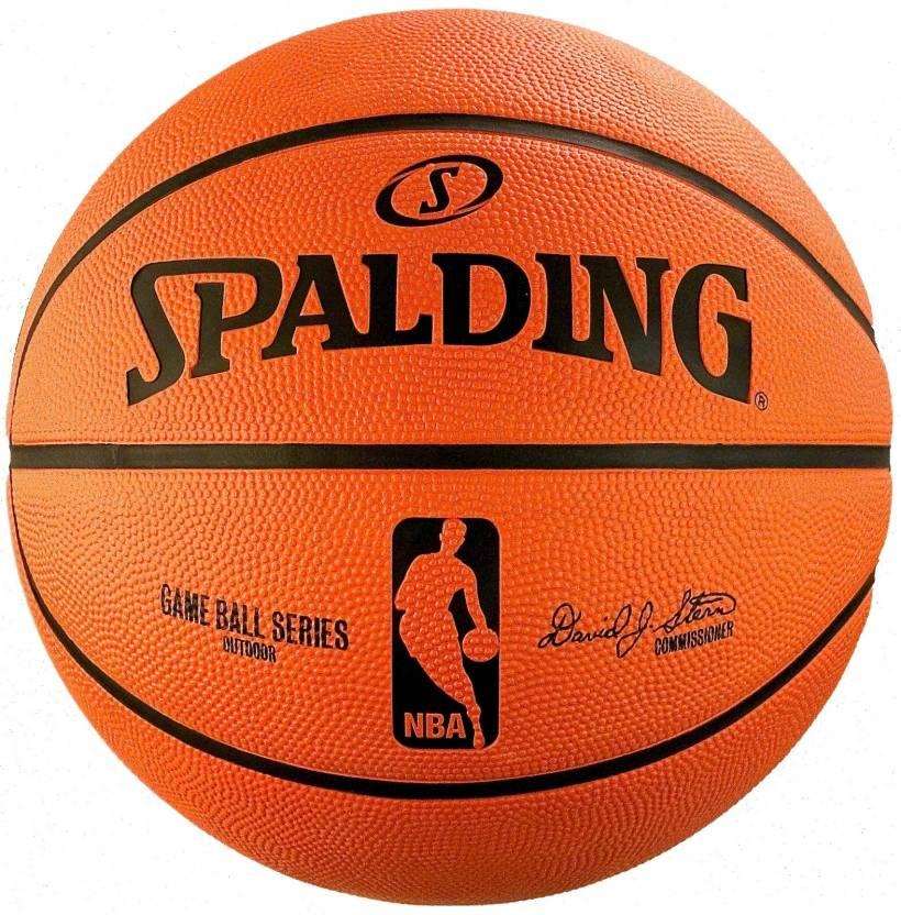 Spalding Game Series Basketball -   Size: 6