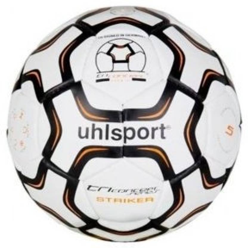 UHL Sport Striker Rubber Football -   Size: S,  Diameter: 22 cm
