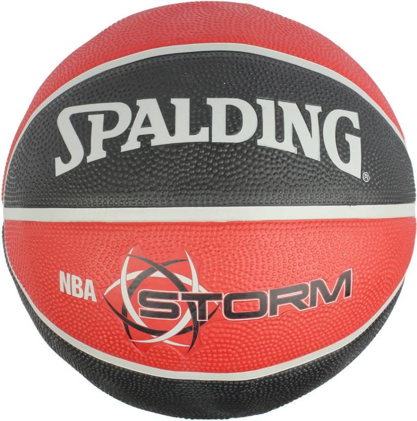 7846efcbc39 SPALDING NBA Storm Basketball - Size: 5 - Buy SPALDING NBA Storm ...