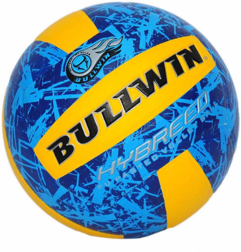 Bullwin Hybreed Volleyball -   Size: 4,  Diameter: 10.50 cm
