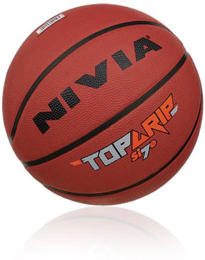 Nivia Top Grip Basketball -   Size: 5,  Diameter: 2.5 cm